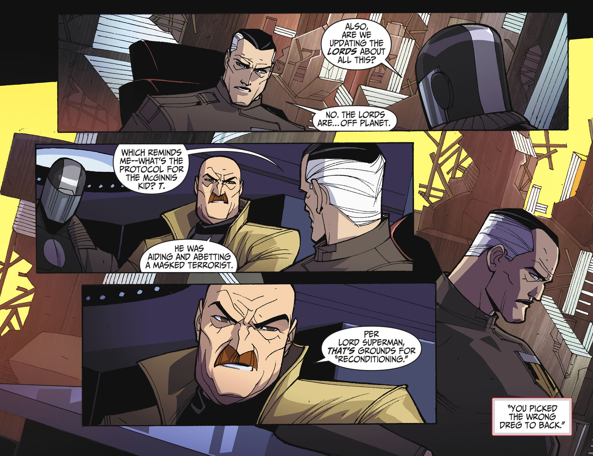 Batman Beyond 2.0 Issue #22 #22 - English 14