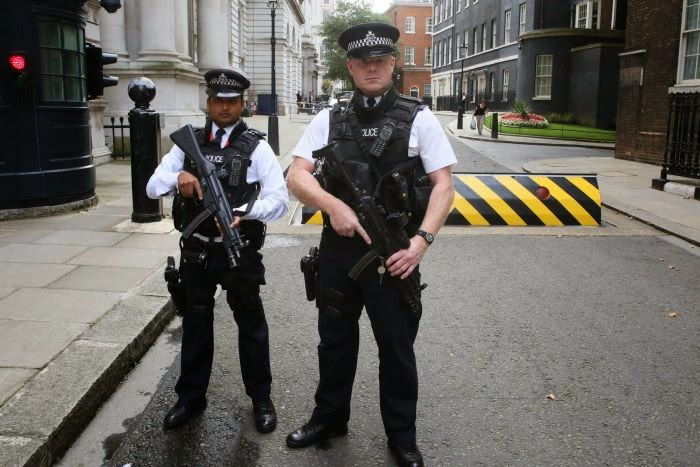 Threat of terrorist attack in United Kingdom highest ever; 40 plots foiled