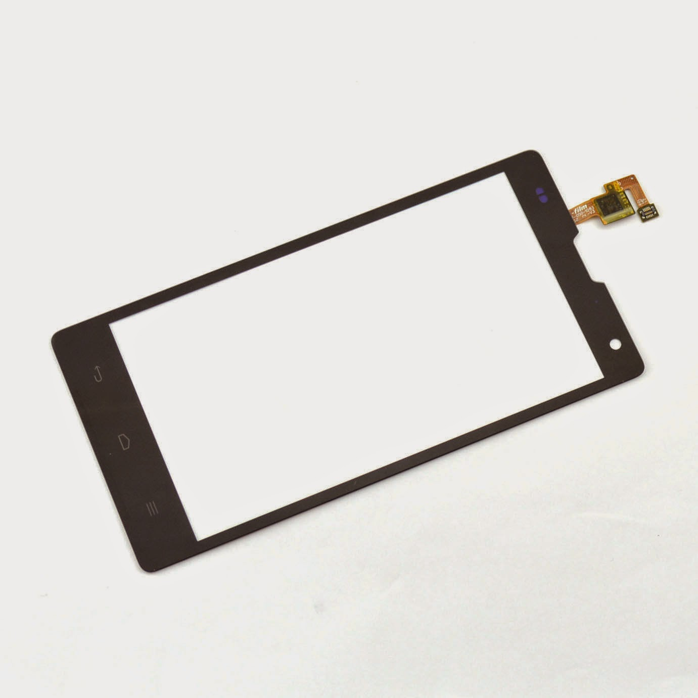 Front Outer Touch Screen Glass Lens Panel Digitizer Parts For Huawei Honor 3C