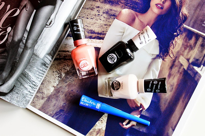 Rossman Sales -49%: Eyeliner Wibo, Sally Hansen and Lovely nail polishes, Bell lip tints  SimplyTheBest Blog written and created by Ewa Sularz