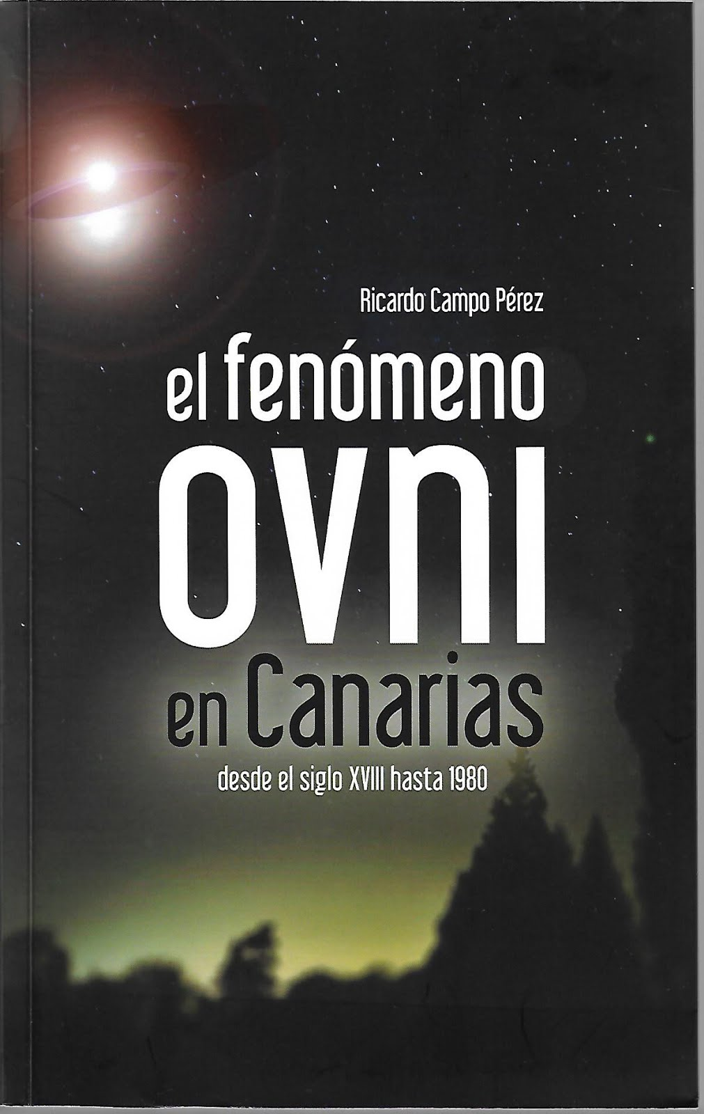 El fenómeno ovni en Canarias