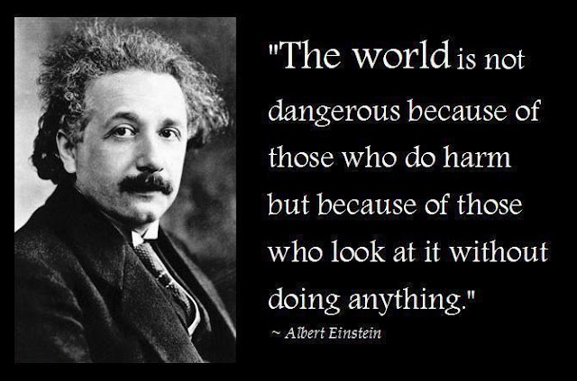 Famous Albert Einstein quote