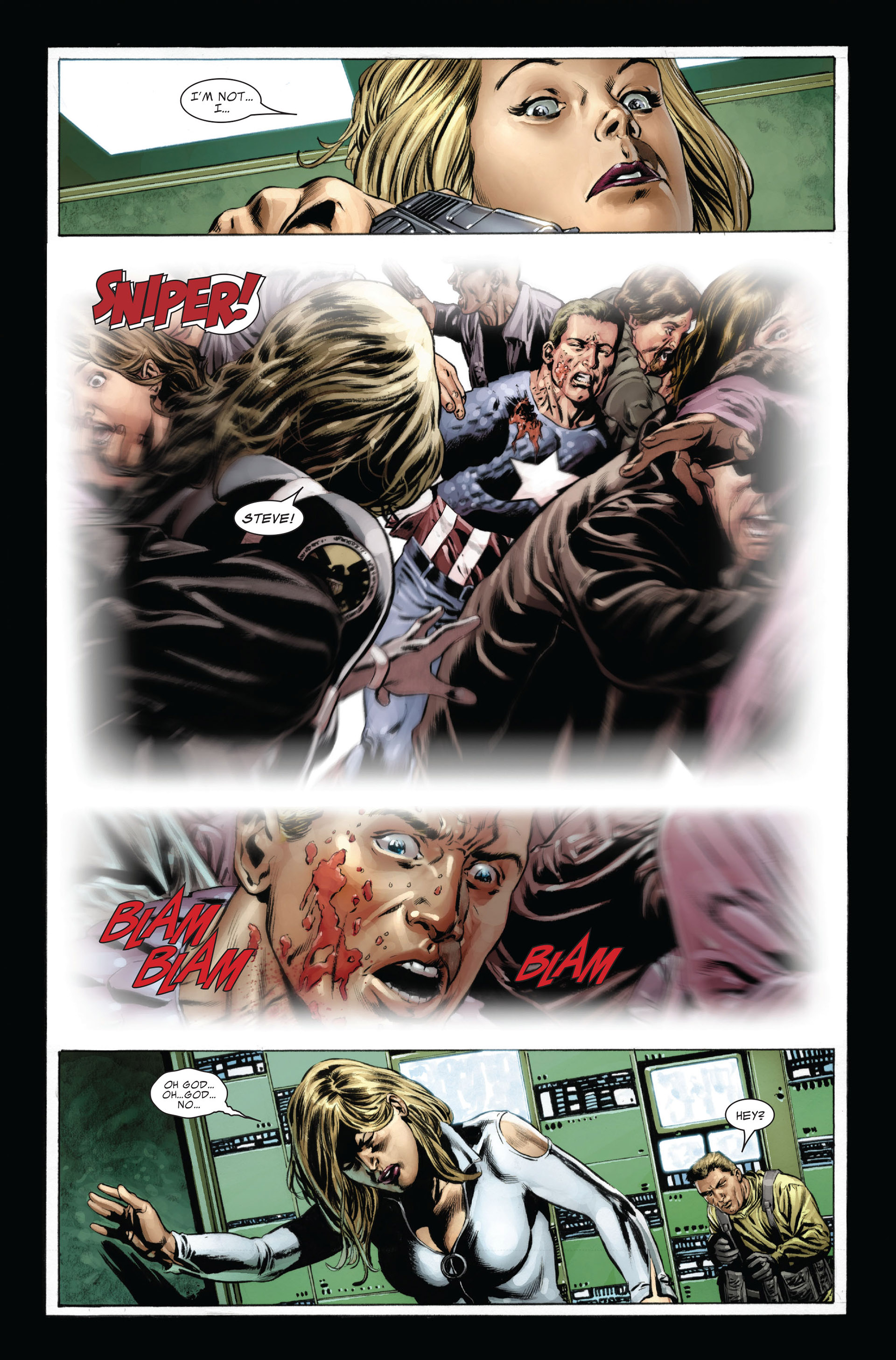 Captain America (2005) Issue #29 #29 - English 18