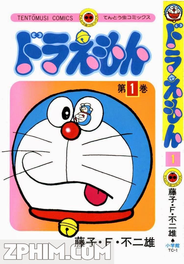 Doraemon Chú Mèo Máy Đến Từ Tương Lai - Doraemon (1979) Poster