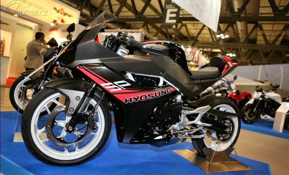 Hyosung GD250R, Motor Sport Murah Lawan CBR250R, Ninja 250 dan R25