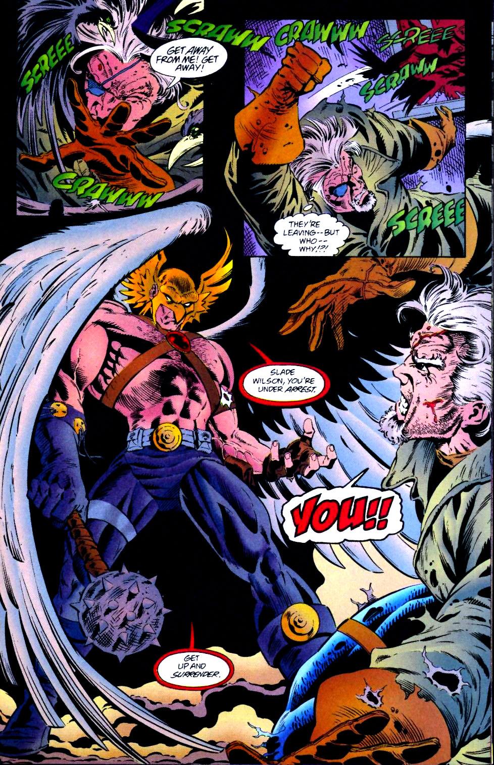 Deathstroke (1991) Issue #43 #48 - English 18