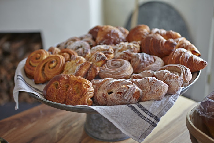 Parkside Bakery in Stinson Beach