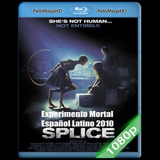 Splice: Experimento mortal (2009) 1080P HD MKV ESPAÑOL LATINO