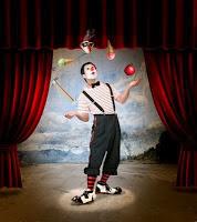 el mundo del circo y el cine