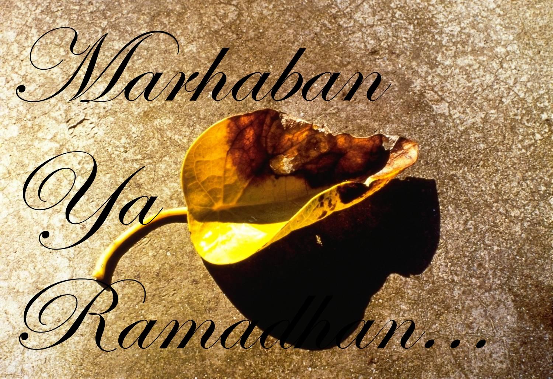 kata kata mutiara ramadhan