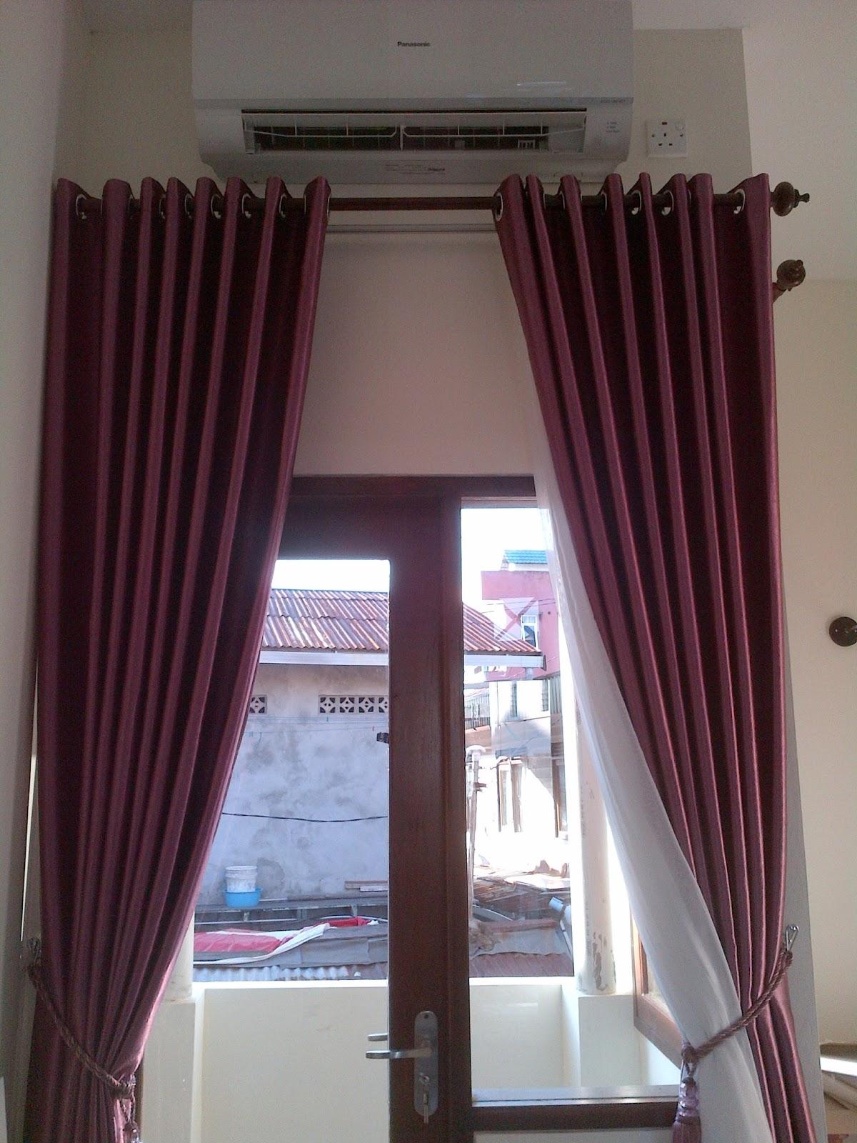 sarikaya kost desain kamar kost 106 soft purple