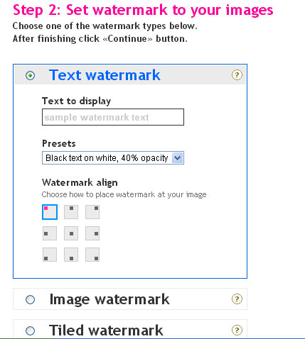 Watermark Untuk Hak Cipta Foto