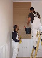 Montarea tapetului - manopera, sfaturi, pret- montaj tapet