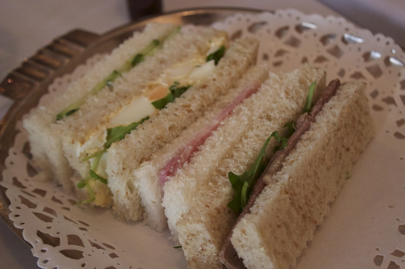 dairy free sandwiches