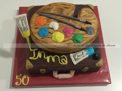 tarta paleta pintor 1