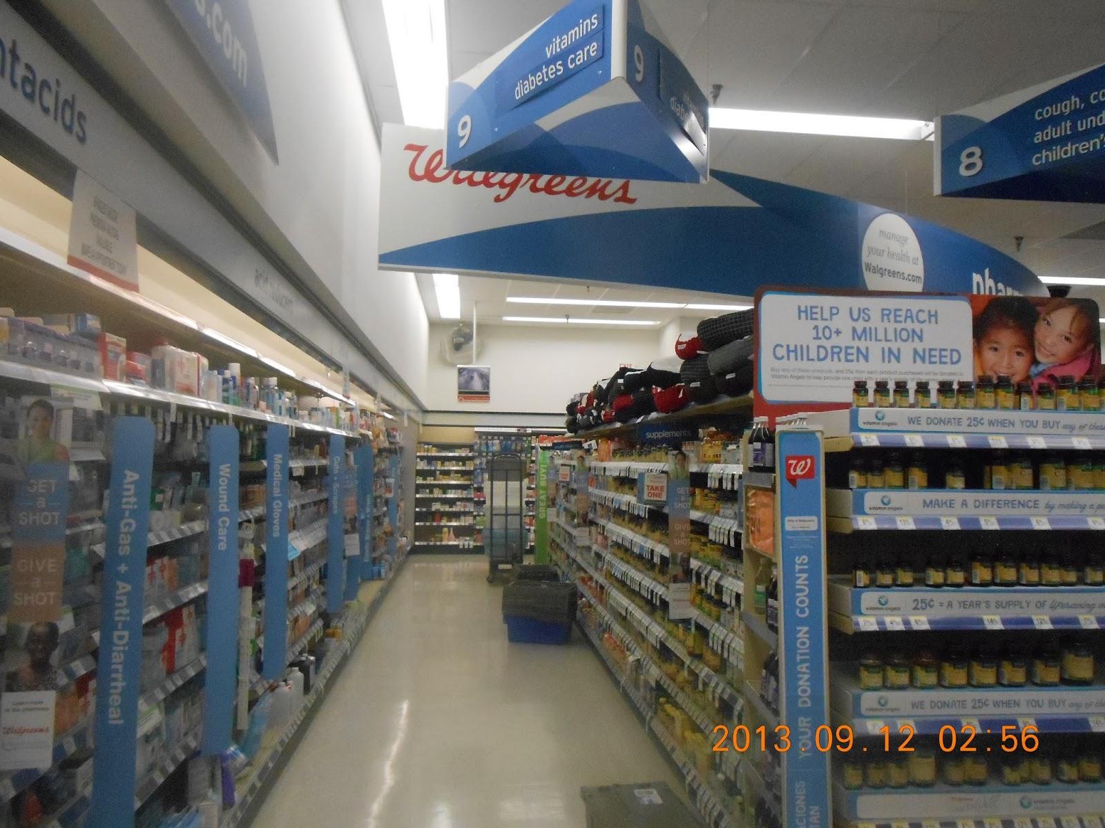 Walgreens Pharmacy Boynton Beach Florida
