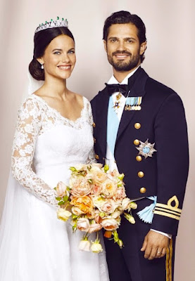opera fresh swedish wedding of prince carl philip is
