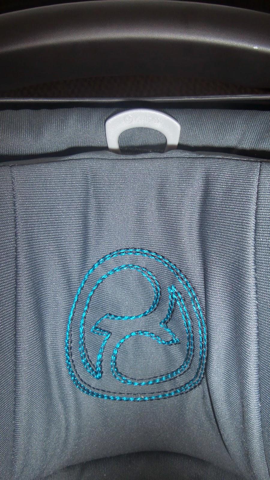 cybex aton q, carsonsmummy review, adjustable headrest, blog, car seat