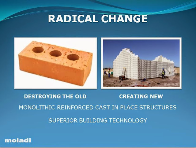 Economic Innovation - Destroying the old Creating the new
