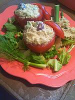 Deli-style Chickpea Salad