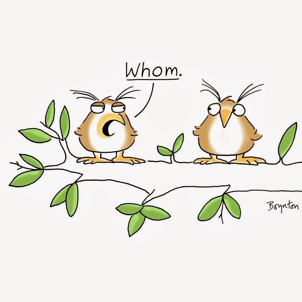 Whom?