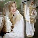 Mukena Jersey Adelia GC1401 SOLD / HABIS