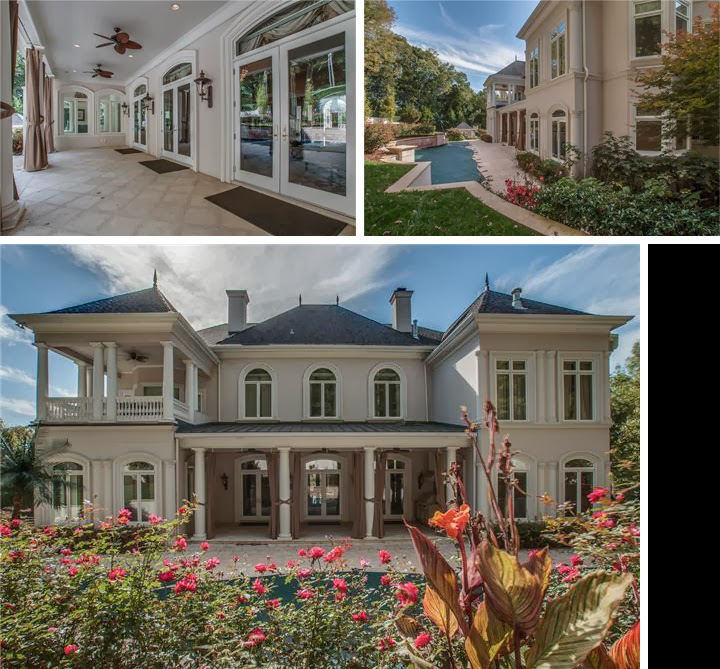Celebrity homes pop country star gary levox lists for Nashville tn celebrity homes