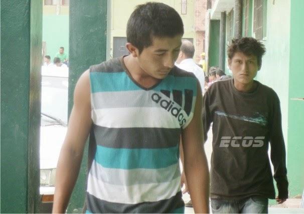 """Carquín: Detienen a presuntos delincuentes que estarían """"marcando"""" a repartidor de Kola Real"""