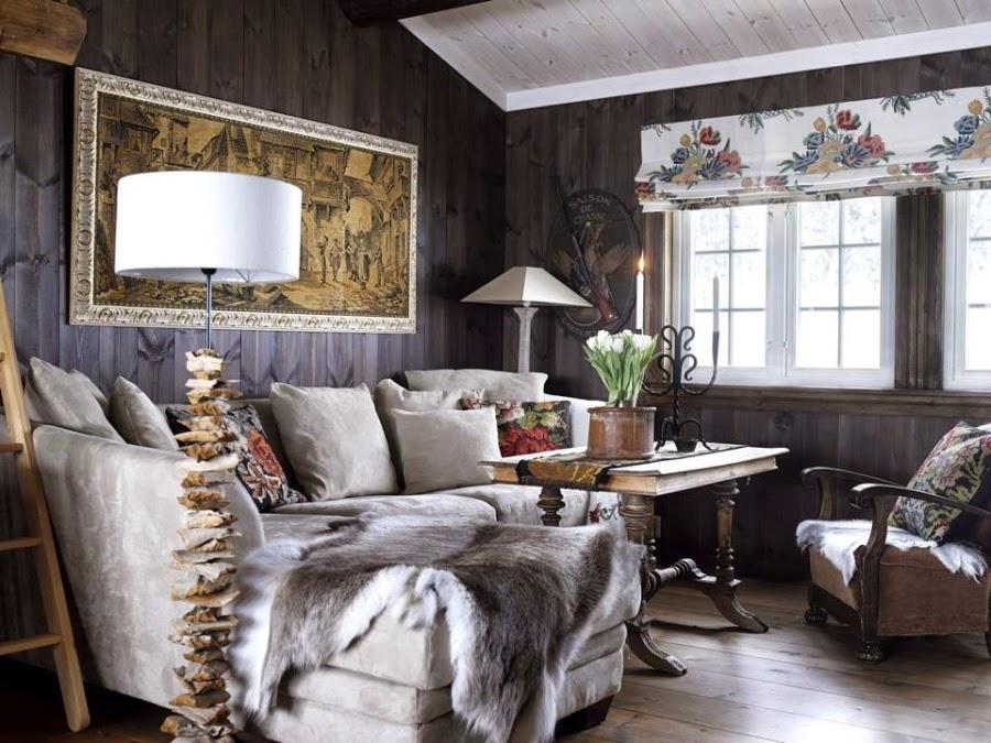 wystrój wnętrz, wnętrza, urządzanie mieszkania, dom, home decor, dekoracje, aranżacje, drewniana chata, dom z bali, dom w górach, styl ludowy, styl skandynawski, salon