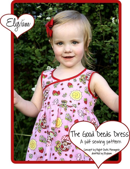 The Good Deeds Dress by Elysium in Sizes 12 month - 14 years