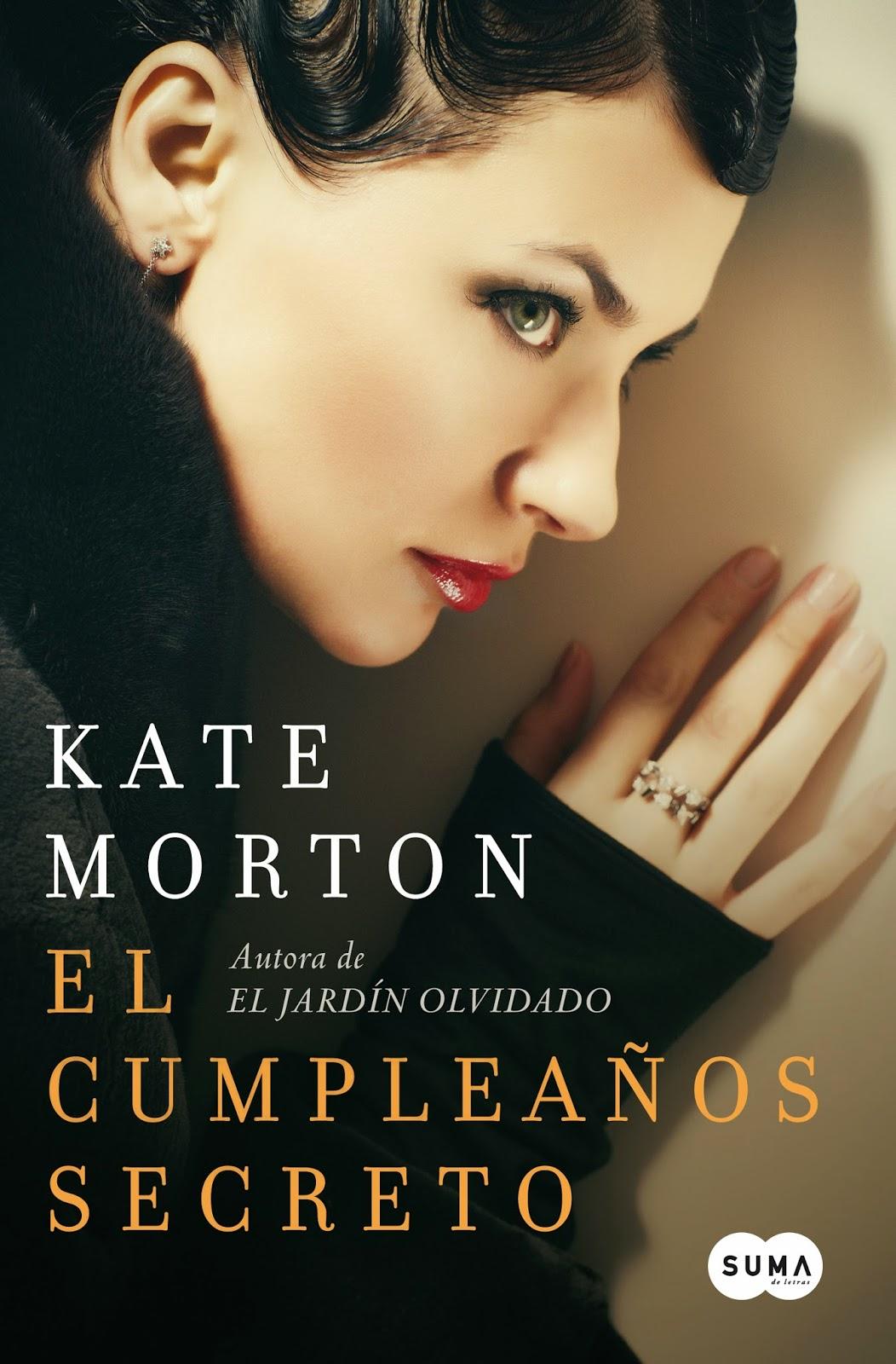 El cumpleaños secreto de Kate Morton