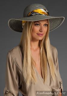 Kadın Şapka Modelleri 2011