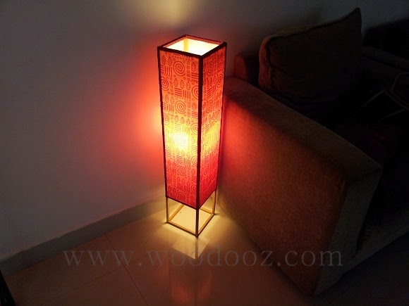 Some news to share and just another floor lamp indian lamp shade diy mozeypictures Images