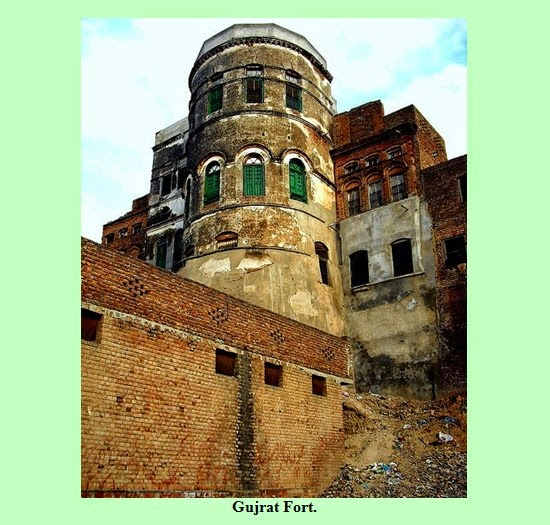 Gujrat Famous Places In Gujrat
