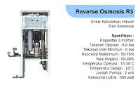 Reverses osmosis R3