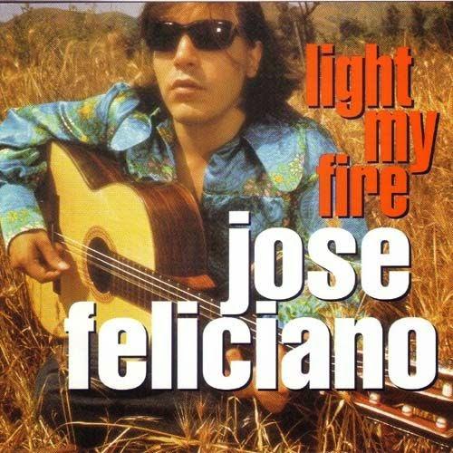 """Light my fire"" Jose Feliciano The Doors"