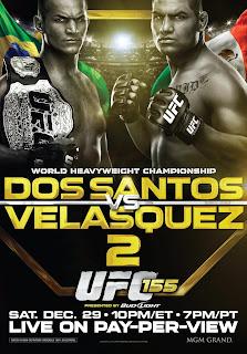 Ver UFC 155 Dos Santos vs Velasquez Online