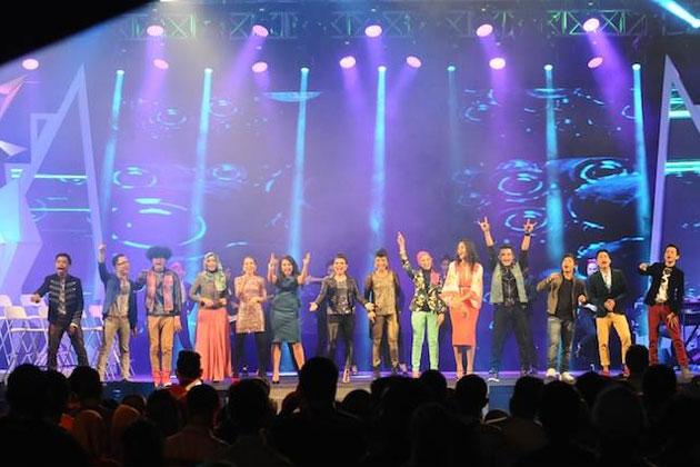 AF2014 Akademi Fantasia 2014