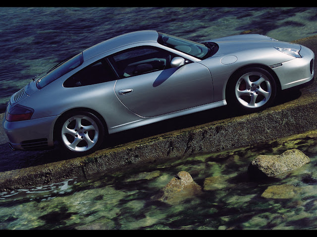 Porsche 996 911 Carrera 4S Cars Wallpapers