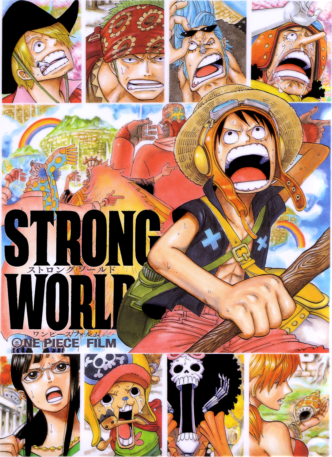Free Download One Piece Movie 10 Subtitle Indonesia