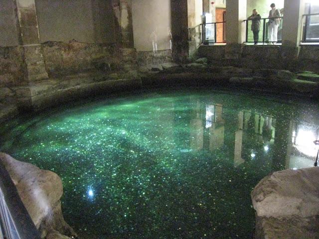 Римские бани, Бат