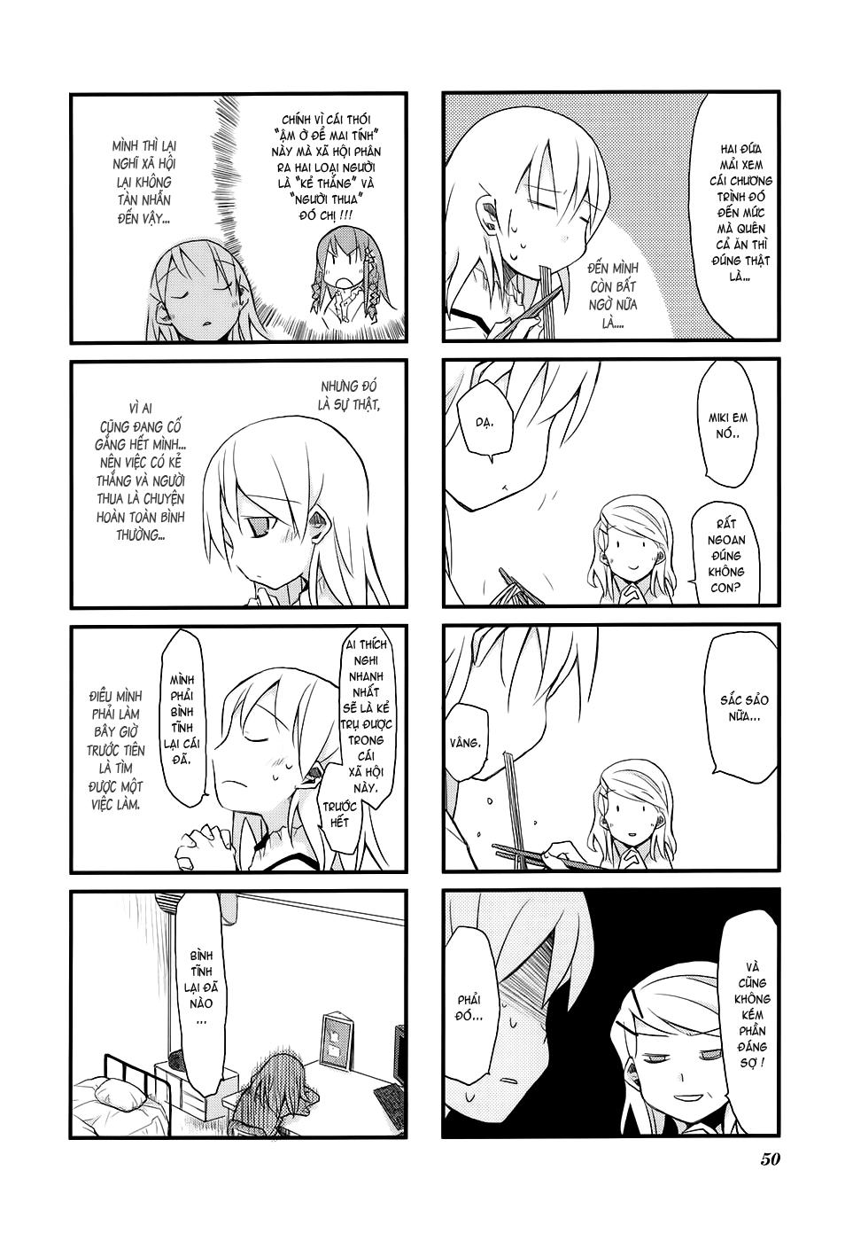 Sora no Shita Yane no Naka