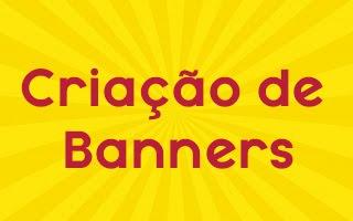 Criação de Banners