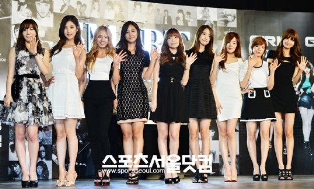 [PICTURE] SNSD S.M.A.R.T EXHIBITION Opening