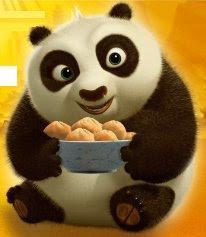 Kung Fu Panda Wallpaper Po Baby