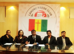 Pakistan Christian Congress demand Elections under Dual Vote on reserved parliament seats