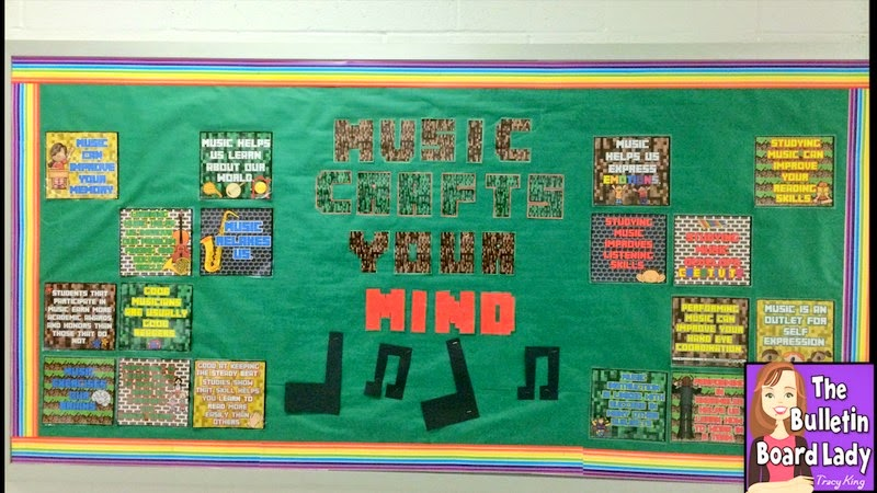 https://www.teacherspayteachers.com/Product/Music-Crafts-Your-Mind-Bulletin-Board-1722588