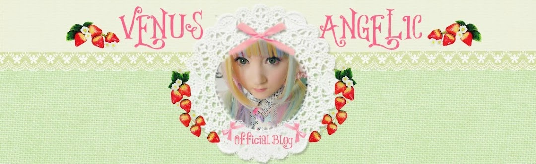 Venus Angelic Official Blog & Site