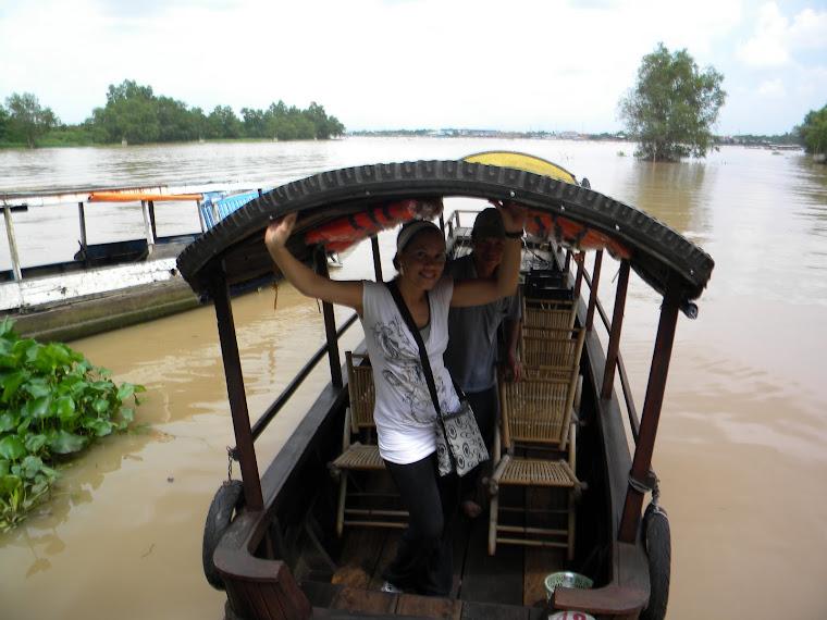 En Canoa por el Rio Delta
