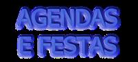 Agendas e Festas